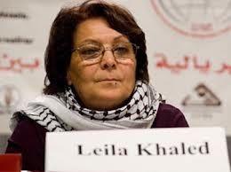 Leïla Khaled (FPLP) : « Nous ne visons pas les Juifs, mais les occupants »