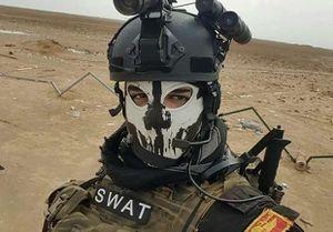 Irak: Un membre des SWAT