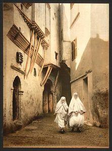 Histoire de la Casbah d'Alger 1ère partie (source BK)