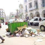 Insalubrité et manque de civisme à Alger (source LJD)