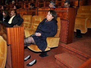 A la demande des députés, une partie de la bibliothèque du parlement Algérien bientôt aménagée en salle de sieste (source ElManchar)