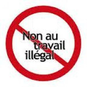 Réunion à l'Hôtel de Matignon de la Commission nationale de lutte contre le travail illégal jeudi 12 février 2015