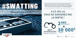 Swatting: une déplorable pratique de fausse alerte réprimée par l'article 322-14 du code pénal