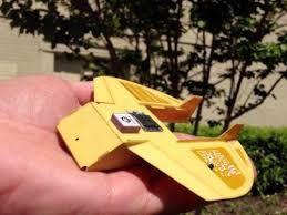 Cicada le micro drone qui vole en essaim: le pigeon voyageur de nouvelle génération