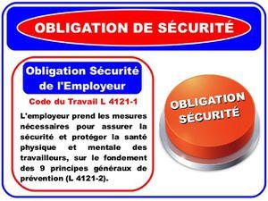 Obligation de sécurité: l'employeur peut faire la démonstration de ses diligences de sécurité (arrêt Air France du 25 novembre 2015)