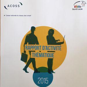 Lutte contre le travail illégal et dissimulé: le rapport de l'ACOSS pour 2015 vient d'être publié