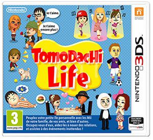 Jeux video: Tomodachi Life arrive sur 3DS !