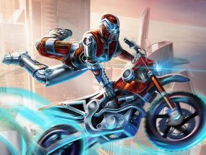 Jeux video: Trials Fusion (UBI) s'offre une video multi ! (PS4 et XBOX ONE)
