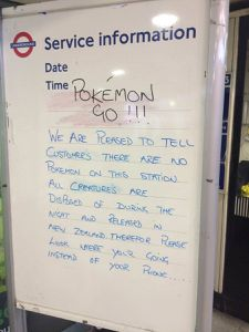 Ils sont fous ces Anglais !