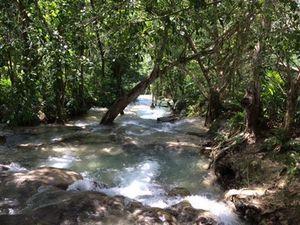 Voyage incitatif 2014 - Jour 4 Falmouth, Jamaïque