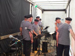 Fête chants de marins  à Paimpol