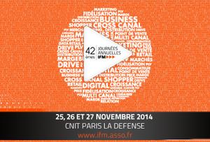 26 Novembre : Les Journées Annuelles de l'IFM recoivent le CEO de Costco France!