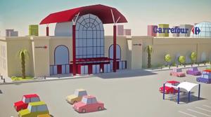 Carrefour Tunisie à fond sur la techno IBeacon dans ses magasins.