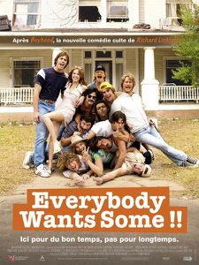Ciné passion par Anna le Gésic : Everybody Wants Some