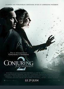 L'œil de Crazy Bug : Conjuring 2 : le cas Enfield