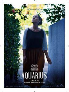 Ciné actu par Jean Aymar de Thou : Aquarius