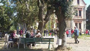 Plus de 2000 personnes aux portes ouvertes du château de l'Esparrou!