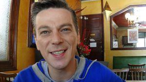 Jimmy Paradis, l'ancien prostitué, exclu de son église,parce qu'homosexuel! interview par Nicolas Caudeville