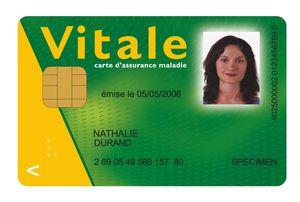 Dimanche, vous pourrez voter avec votre carte vitale, s'il y a une photo!