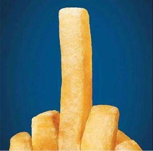 Attentats en Belgique: Je suis solidaire, ce soir je mange des frites! par Nicolas Caudeville