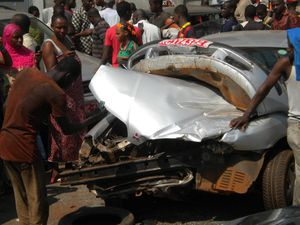 Guinée : 5 morts dans un accident de la route survenu à Conakry