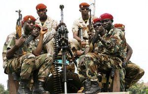 Levée de l'embargo sur les armes de l' Union européenne sur la Guinée
