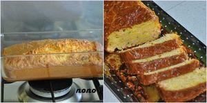 cake saumon fumé
