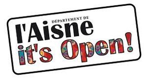 Aisne, it's open