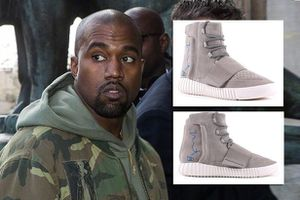 Executed Kanye West Yeezy trainers costing $13,000 online with one more fortnight remaining for higher bids