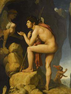 Œdipe revisité, par Thierry Gaillard