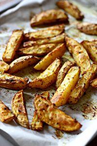 Potatoes maison pour la ronde Interblog