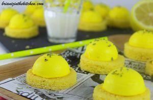 Mini-Tartes au Citron à ma Façon