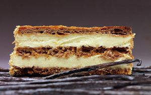 Mille-feuille...