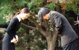 La politesse au Japon