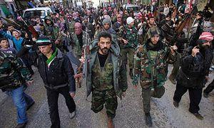 TERRORISTES SYRIENS