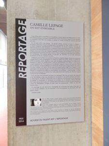 Camille Lepage - &quot&#x3B;On est ensemble&quot&#x3B;