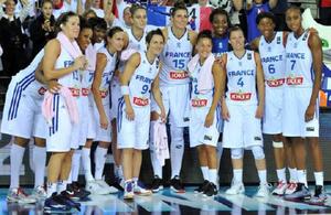 France-Ukraine ce soir !... EuroBasket Women 2015