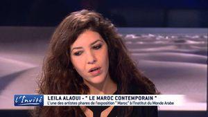Leïla ALAOUI : hommages