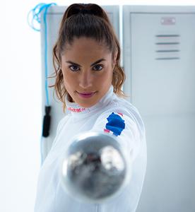Élodie Clouvel, athlète complète