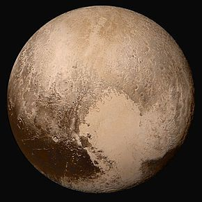 Let's talk about Pluto!