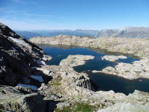 Les lacs noirs