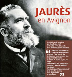 &quot&#x3B;JAURES A TRAVERS LA CARICATURE&quot&#x3B; : exposition à Avignon