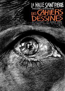 Cahiers dessinés : une exposition à la Halle St Pierre et un festival du film à la Maison des Cultures du Monde, 28 et 29 mars (Paris)