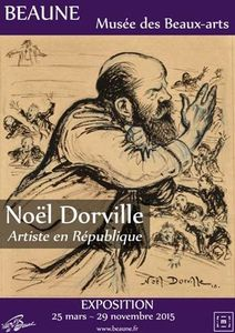 Noël Dorville, artiste en République, le catalogue