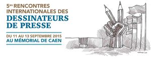 5e Rencontres internationales des dessinateurs de presse de Caen