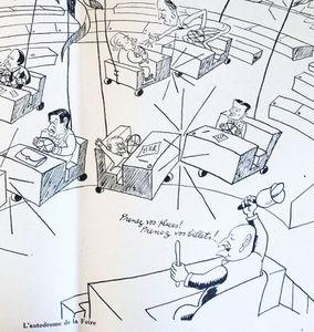 Caricatures Politiques et Parlementaires