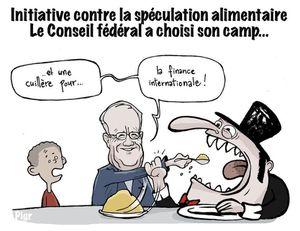Choquant « à l'insu de son plein gré » : un dessin d'Igor Paratte publié dans Vigousse (Suisse) &quot&#x3B;jugé&quot&#x3B; antisémite