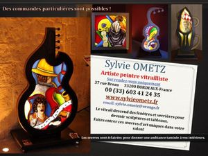 SYLVIE OMETZ: UNE ARTISTE D'EXCEPTION A' LA SOIREE  DES ASSOCIATIONS DE MONACO