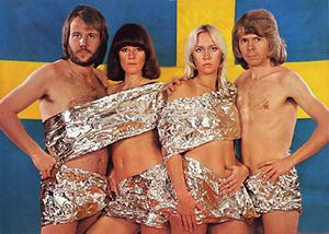ABBA : WATERLOO IN FRENCH