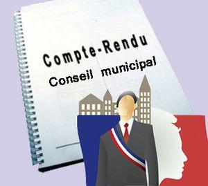 Compte rendu du Conseil municipal du 2 septembre 2014